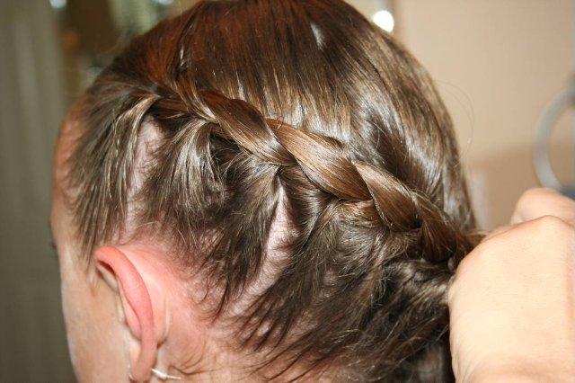 скачать как делать причёски по схеме.