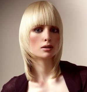Среднюю длину волос фото и описание