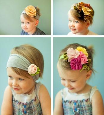 украшение для волос детское
