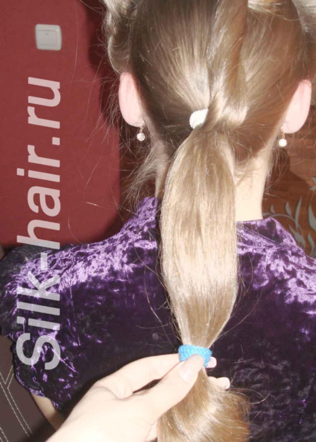 Как сделать бант из волос : подробная инструкция с фото 88