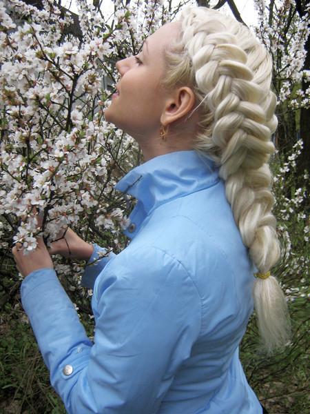 Плетение своими руками косы