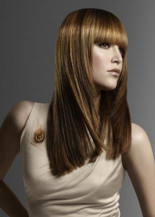 Самая красивая брюнетка - Одри Хепберн Самая красивая брюнетка - Моника Беллуччи .  С челкой или без...