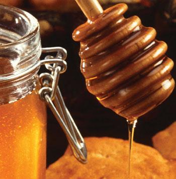 Маска для волос от перхоти с медом