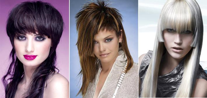 Название стрижек женских с фото на длинные волосы