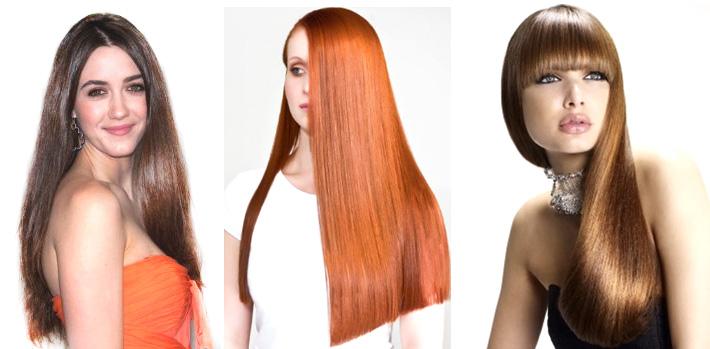 Какую стрижку можно сделать на длинные фото волосы