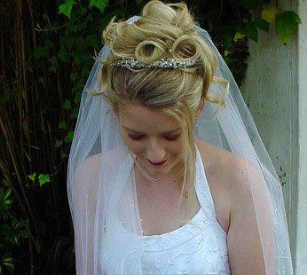 как сохранить свадебную прическу на весь день